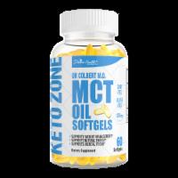 Divine Health Keto Zone MCT Oil 1000mg Softgels - 60 ct