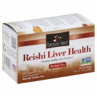 Bravo Tea Reishi Liver Health Herbal Tea