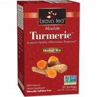 Bravo Teas and Herbs - Tea - Absolute Tumeric - 20 Bag