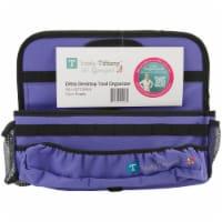 Totally-Tiffany Ditto Desktop Organizer-Purple - 1