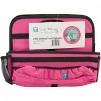 Totally-Tiffany Ditto Desktop Organizer-Pink - 1