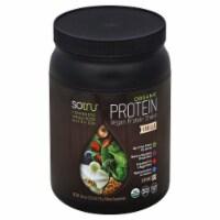 SOTRU Organic Vegan Vanilla Protein Shake Powder