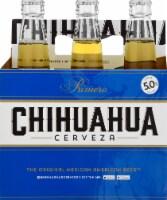 Chihuahua Cerveza Primero Lager