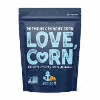 Love Corn Roasted Sea Salt Corn Snack