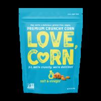Love,Corn® Gluten Free Salt & Vinegar Premium Crunchy Corn Snack