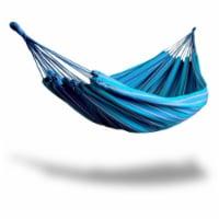 Kings Pond Enterprises 10211-KP Hammaka Woven Brazilian Hammock - Blue - 1