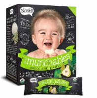 Nosh Baby Munchables Organic Broccoli Pear & Kale Teething Wafers