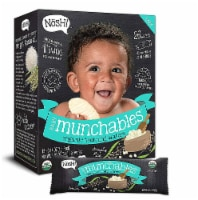Nosh  Baby Munchables Teething Wafers - Simply Rice