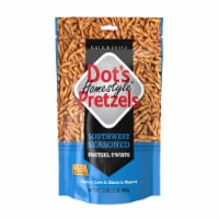 Dot's Homestyle Pretzels Southwest Seasoned Pretzel Twists