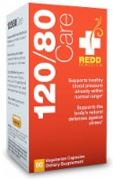 Redd Remedies  120-80 Care