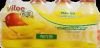 Viloe Life Mango Dairy Drinks - 4 ct / 3.3 fl oz