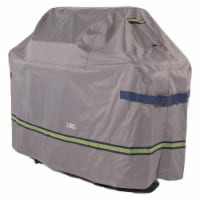 Duck Covers RBB532543 Soteria Grill Cover  Grey