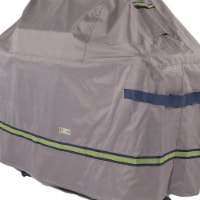 Duck Covers RBB672748 Soteria Grill Cover  Grey