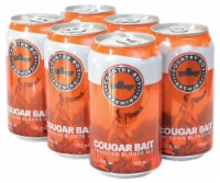 Country Boy Brewing Cougar Bait American Blonde Ale