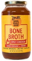Zoup! Good Really Good Spicy Chicken Bone Broth - 32 oz