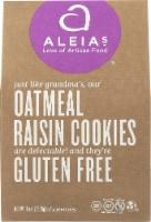 Aleia's  Cookies Gluten Free   Oatmeal Raisin