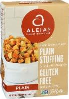 Aleia's Gluten Free Plain Stuffing Mix