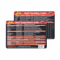 BBQ Dragon Meat Guide Magnet Set