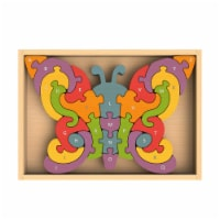 Butterfly A-Z Puzzle and Playset