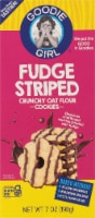 Goodie Girl Fudge Striped Cookies