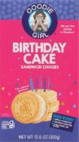 Goodie Girl Cookies Birthday Cake Cookies