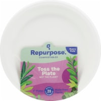 Repurpose 9-Inch Compostable Plates