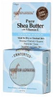 Out Of Africa  Unscented Shea Butter Tin