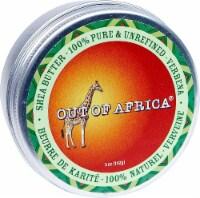 Out Of Africa Verbena Shea Butter Tin