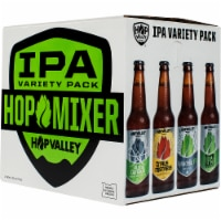 Hop Valley Hop Mixer Craft Beer Variety Pack