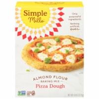 Simple Mills Gluten Free Almond Flour Pizza Dough Baking Mix - 9.8 oz