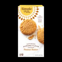 Simple Mills Soft Baked Peanut Butter Almond Flour Cookies
