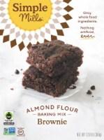 Simple Mills Fair Trade Almond Flour Brownie Mix