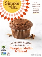 Simple Mills Almond Flour Pumpkin Muffin & Bread Mix