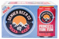 Denver Beer Co. Princess Yum Yum Raspberry Kolsch