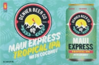 Denver Beer Co. Maui Express Tropical IPA - 6 cans / 12 fl oz