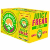 Denver Beer Co. Juicy Freak IPA - 6 cans / 12 fl oz