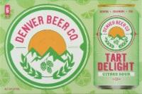 Denver Beer Co. Tart Delight Citrus Sour - 6 cans / 12 fl oz