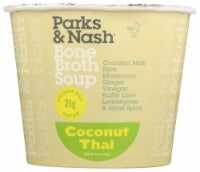 Parks & Nash Coconut Thai Bone Broth Soup