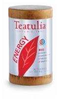 Teatulia Organic Energy Red Tea Bags - 30 ct