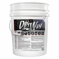 RadonSeal DryWay Outdoor Concrete Driveway Clear Penetrating Sealer, 5 Gallon - 1 Piece