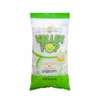 Valley Popcorn Tender White Popcorn with Sea Salt - 18.2 oz