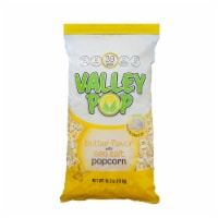 Valley Popcorn Butter Flavored Popcorn with Sea Salt - 18.2 oz