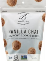 Bakeology Vanilla Chai Crunchy Cookie Bites