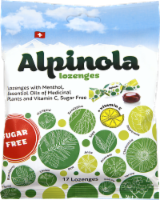 Alpinola Sugar Free Lozenges 20 Count