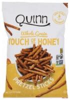 Quinn Touch of Honey Gluten Free Pretzels