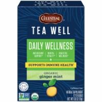 Celestial Seasonings Tea Well Ginger Mint Herb Tea