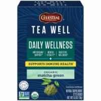 Celestial Seasonings Tea Well Matcha Green Herb Tea