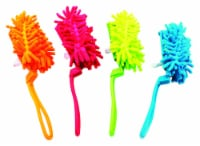 Diamond Visions Microfiber Duster 4 in. W x 5 in. L 1 pk - Case Of: 36; Each Pack Qty: 1; - Case of: 36