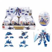 Diamond Visions 9048220 Dr. Star Variant Warrior Building Blocks - Pack of 8 - 1