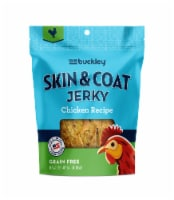 Buckley Pet Skin & Coat Chicken Jerky Grain Free Dog Treats